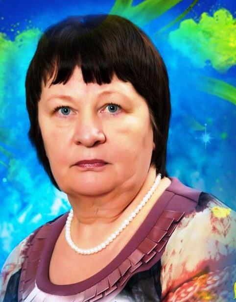 Зенцова Ирина Петровна